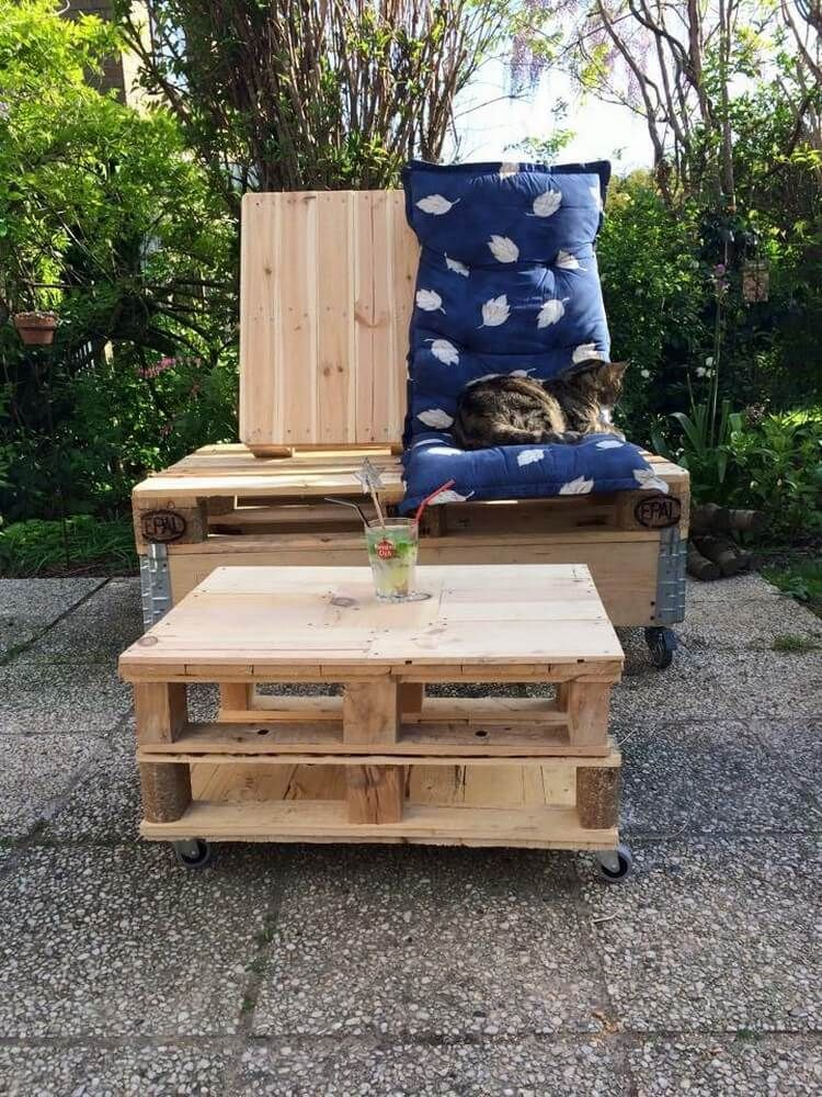 Creative Ways To Recycle Wood Pallets Into Useful Things