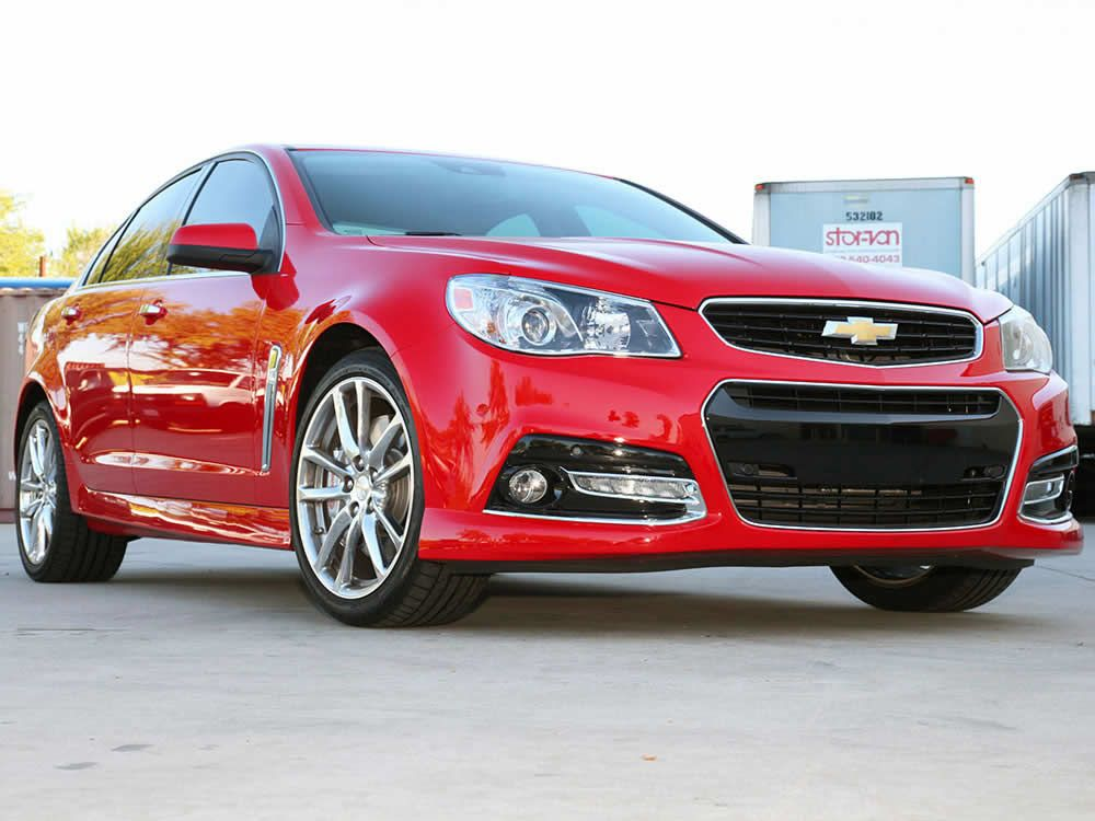 Affordable 2008-2009 Pontiac G8 & 2014 Chevy SS Performance Upgrade