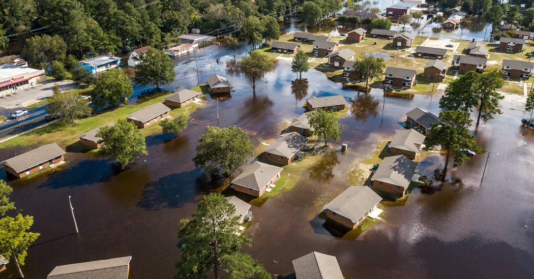 Millions of Carolina Homes Are at Risk of Flooding. Only