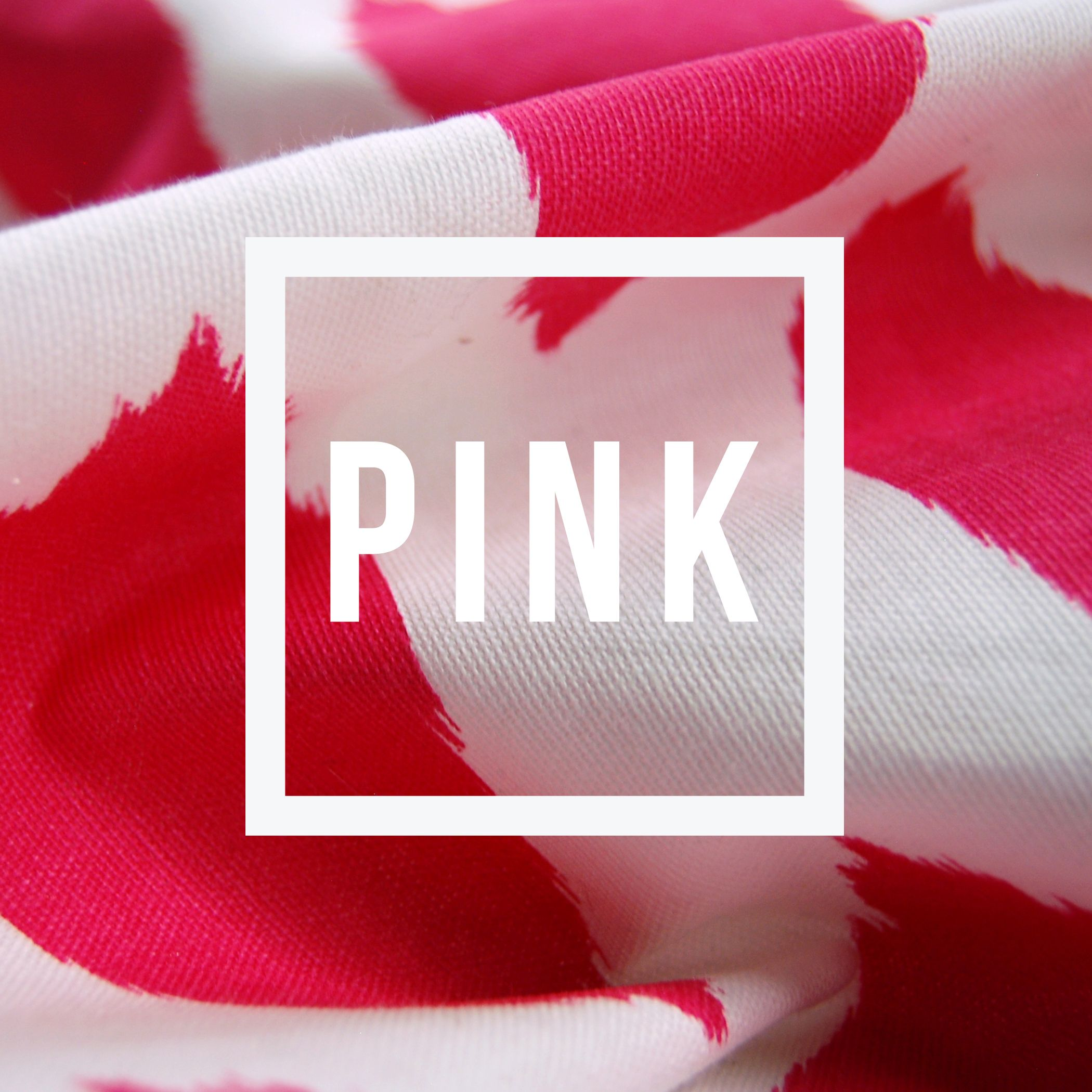 Amazing pattern in pink pink instalove this fabric party