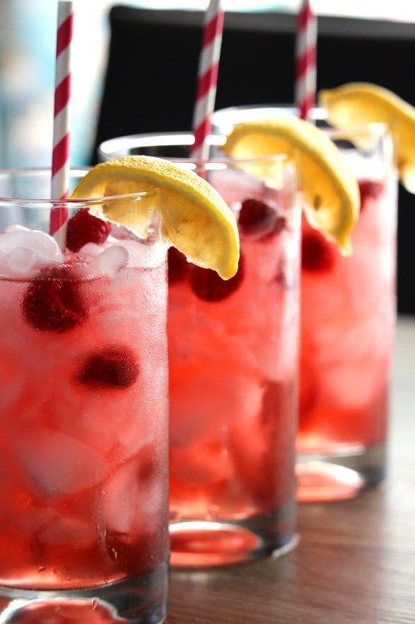 Raspberry Lemonade - Sweetie Pie and Cupcakes