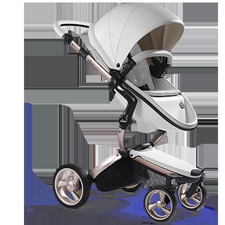 Mima Xari Stroller Rose Gold Frame Pram stroller, Baby