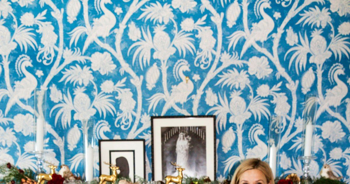 Image result for reese witherspoon blue white wallpaper