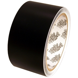 Tape Planet 3 Mil 2 X 10 Yard Roll Black Matte Outdoor Vinyl Tape 30 Roll Case Vinyl Printer Paper Adhesive Vinyl Paper Adhesive Vinyl Sheets