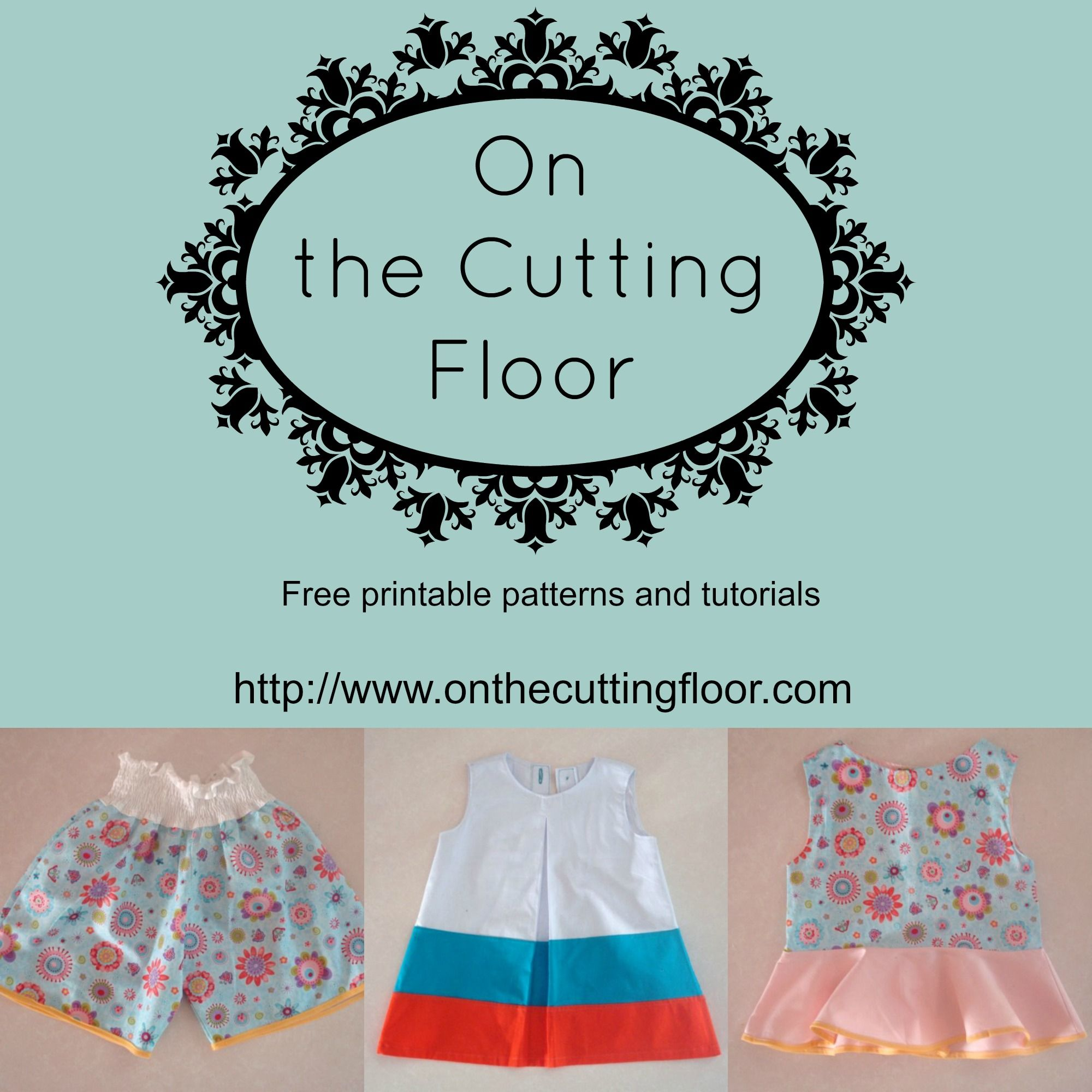 Non serger techniques for woven fabrics from onthecuttingfloor free sewing patterns and tutorials on the cutting floor jeuxipadfo Choice Image