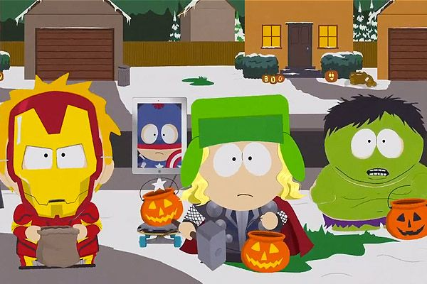 Halloween Themed South Park Episode Airing 10/24 on http://www ...
