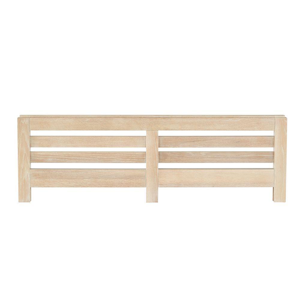 Best Bayside Whitewash Bed Guardrail Baby Store Kids Furniture Crates 400 x 300