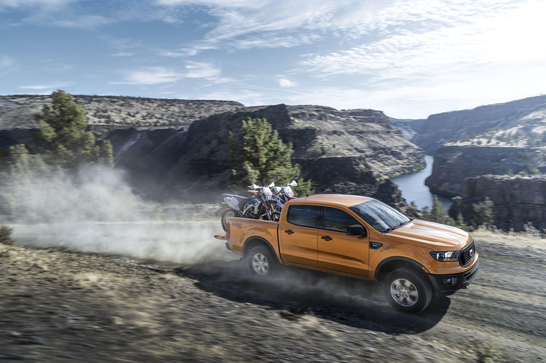 2019 Ford Ranger Specs Revealed Top Speed 2019 Ford Ranger