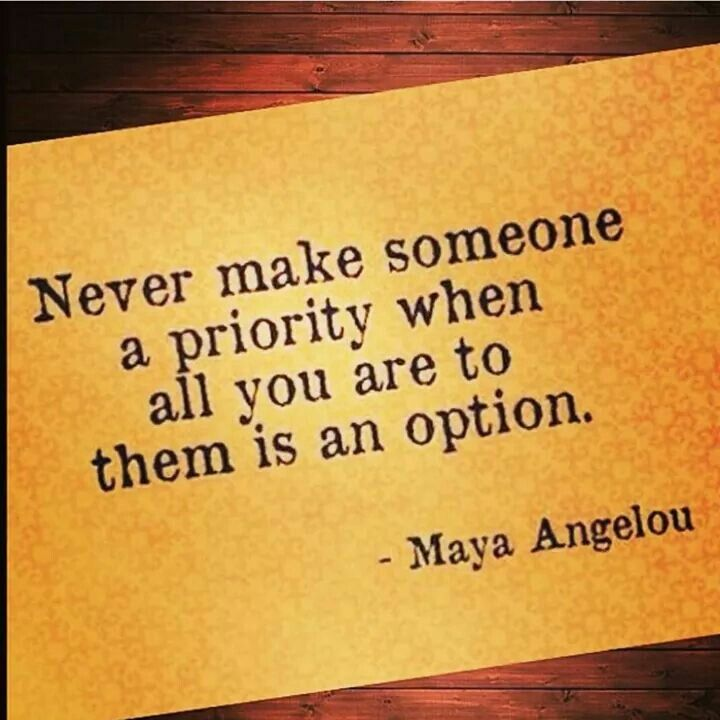 Maya Angelou Never Make