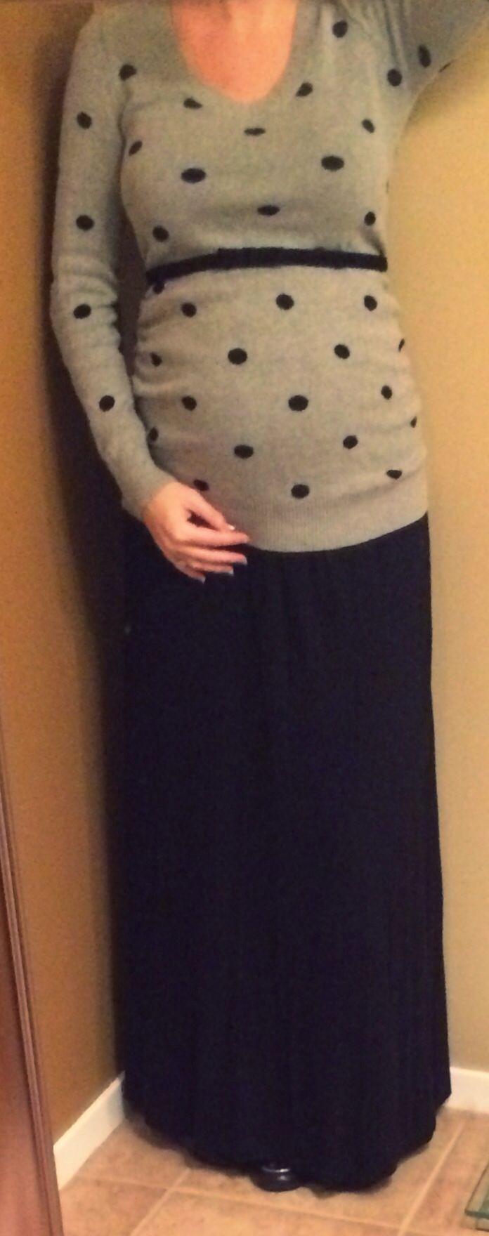 Maternity style, 24 weeks #pregnancy #fashion #maternitystyle, I am soooo over winter weather
