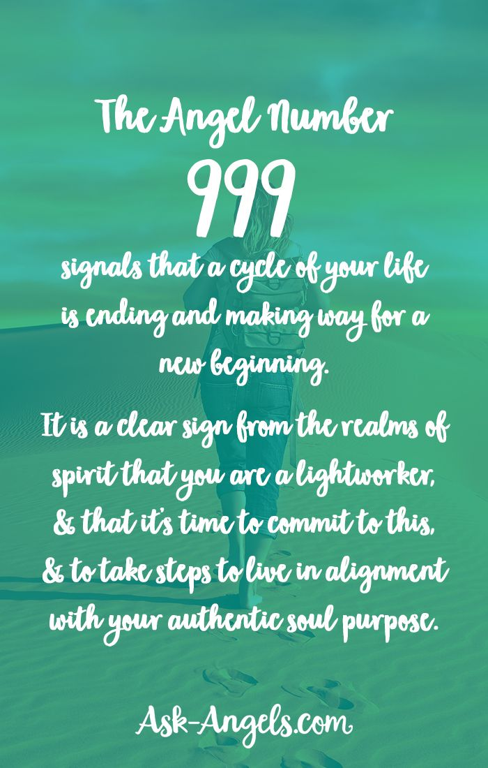 999 MEANING LOVE
