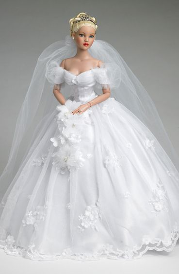 Poupée mariée - #mariée #poupée #bridedolls