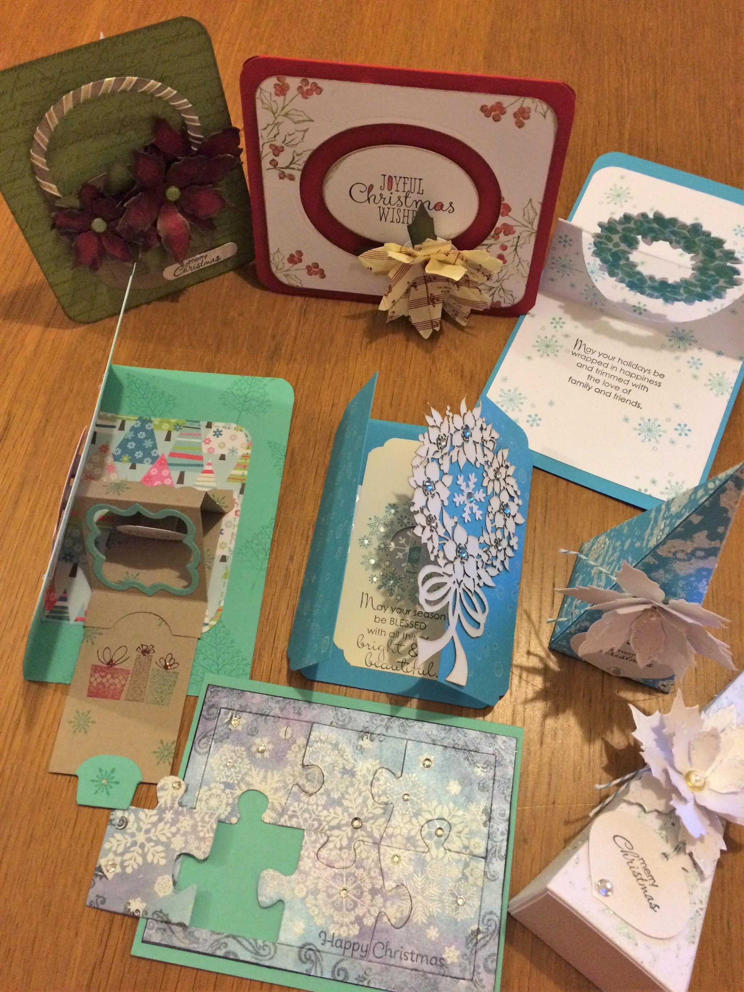 interactive Christmas Cards (Spinning, Sliding, Jigsaw)! | Xmas ...