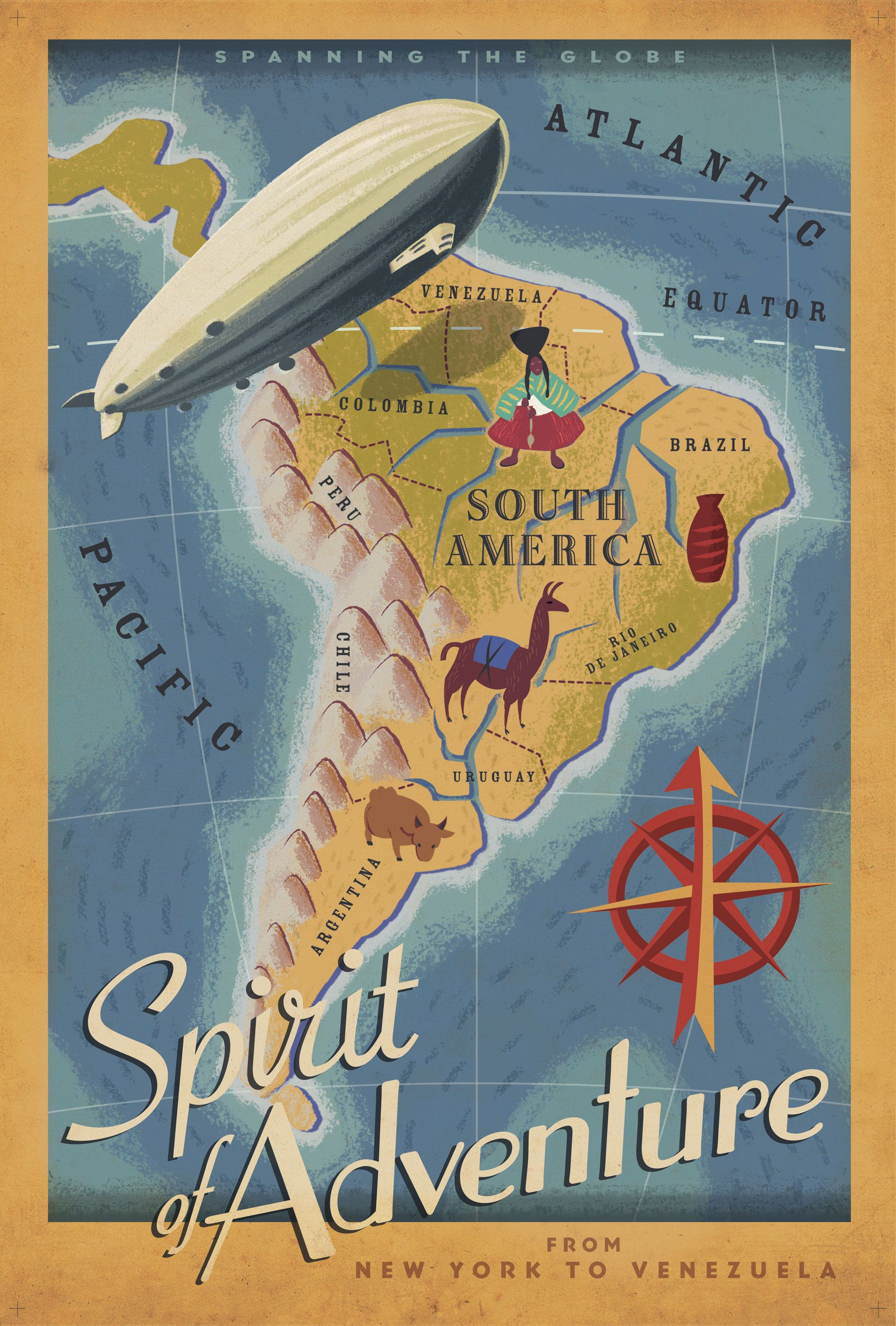 Up map of south america big girl office pinterest pster up map of south america gumiabroncs Gallery