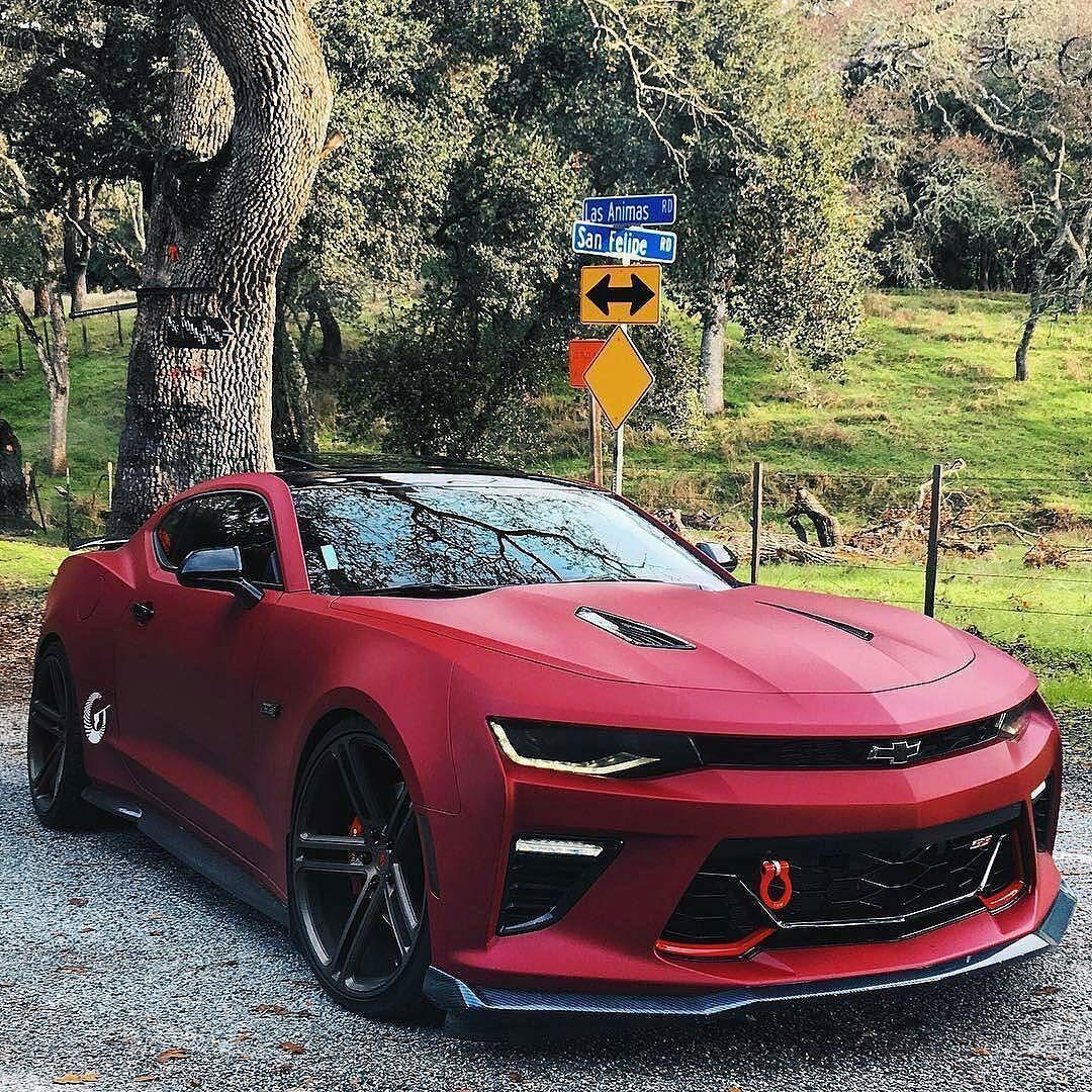 Evil SS | Owner: @sslomoe | #accelerationation #chevy #camaro #ss ...