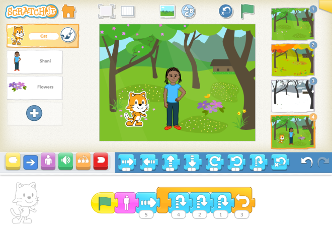 Finally, a Way to Teach Coding to the Touchscreen Generation