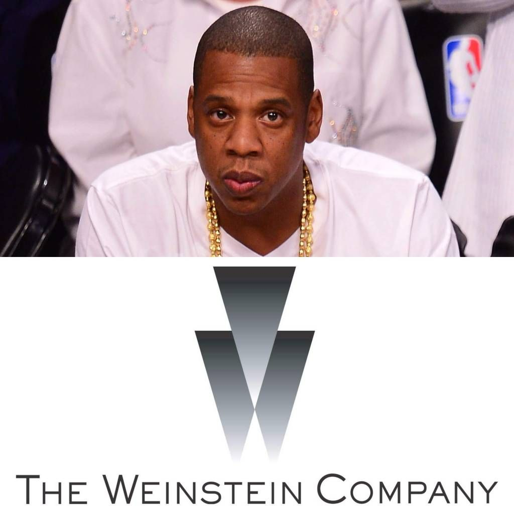 Jay Z Signs 2-Year Film & TV Production Deal With The Weinstein Company