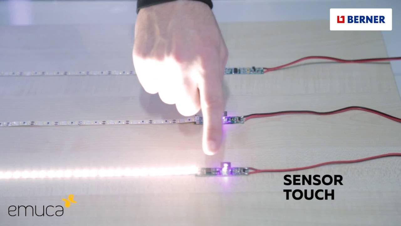 Berner Lampen Led : Capteurs d éclairage led berner led lights led