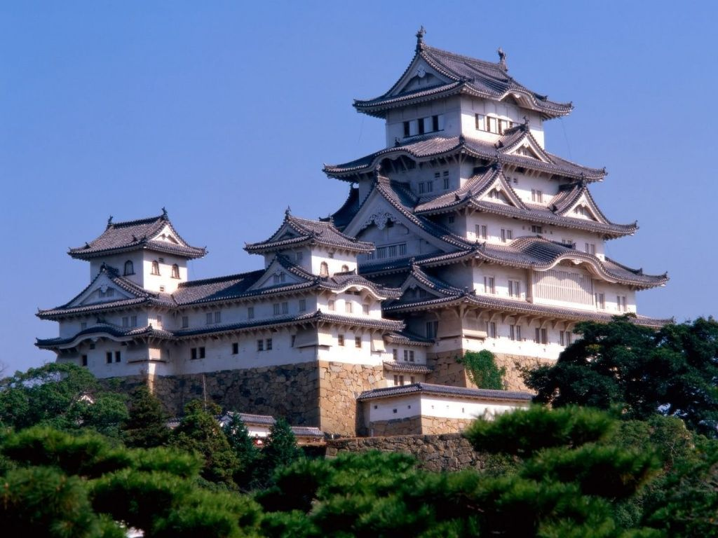 Himeji castle hyogo prefecture art textbooks pinterest himeji castle hyogo prefecture publicscrutiny Choice Image