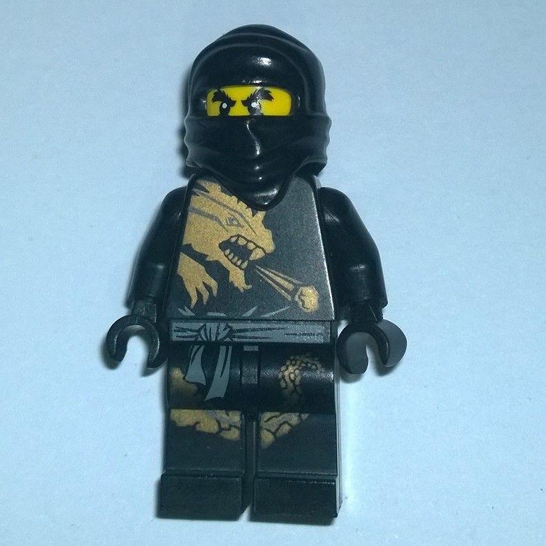 Figure 8 Cars For Sale: ITEM LEGO Ninjago Cole DX Dragon Extreme Suit Minifigure
