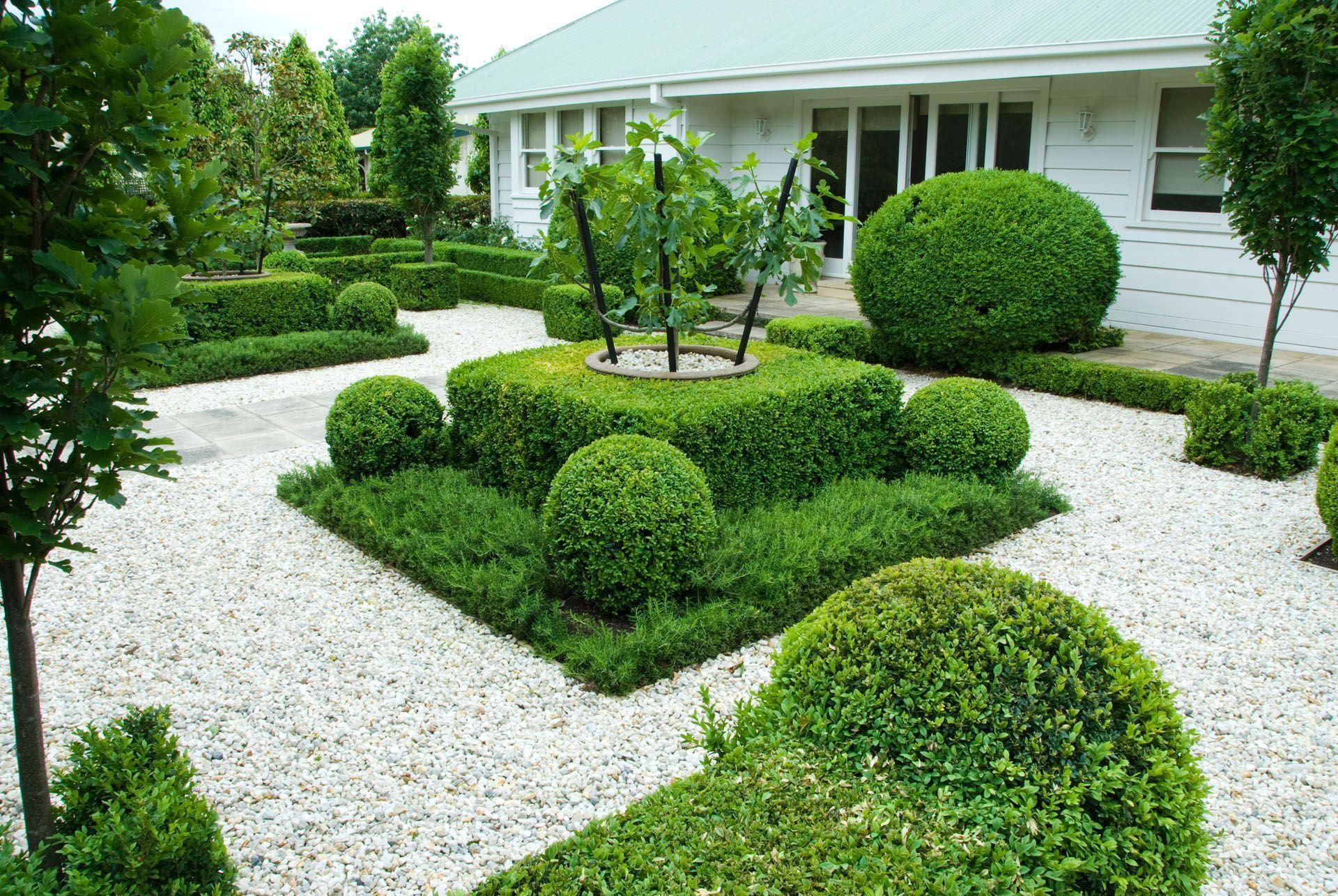 45 Modern Minimalist Front Yard Design Ideas   Front yard ...