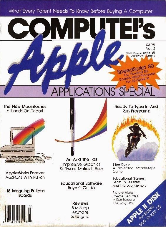 Compute!'s Apple, Spring/Summer 1987