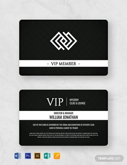 12 Free Membership Card Templates Word Doc Psd In Gym Membership Card Template Member Card Membership Card Gym Membership Card