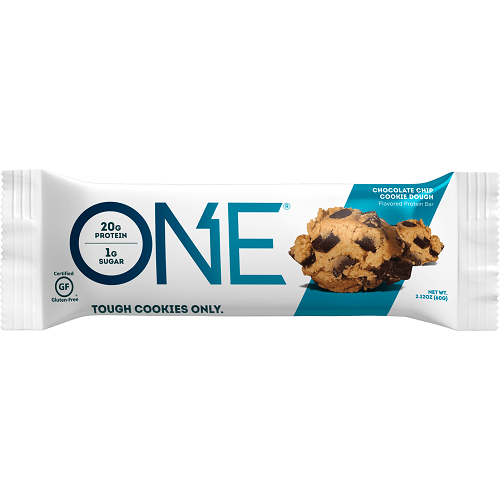 Oh Yeah One Bars Chocolate Chip Cookie Dough Protein Bar (Gluten Free) Delivery in Toronto #chocolatechipcookiedough