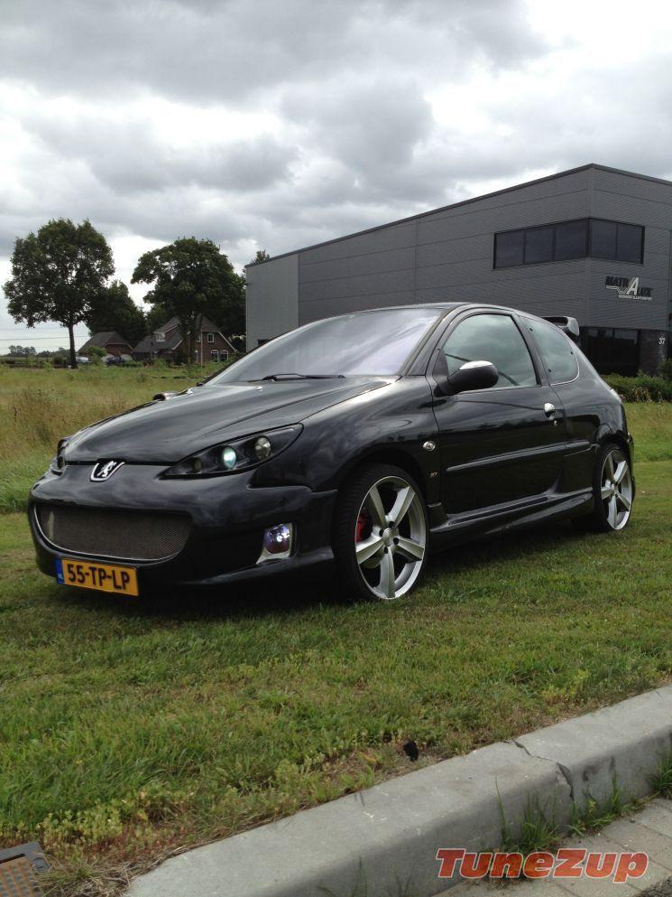 For Sale: #Modified #Peugeot 206 | hatchback | Pinterest | Peugeot ...