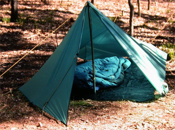 Backpacking with a tarp instead of a tent & Backpacking with a tarp instead of a tent | tarps u0026 tents ...