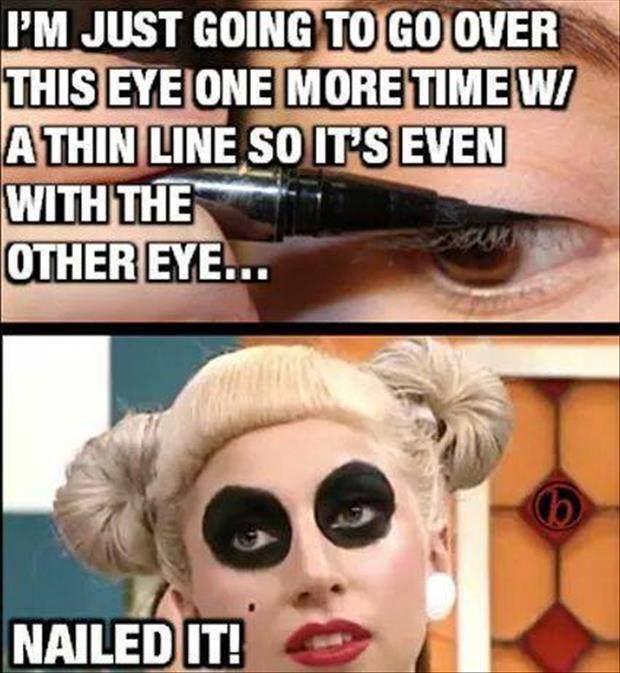 33b92d459083fdb2fd3d6f7833806070 eye liners ibeebz com humor pinterest eye liner, eye