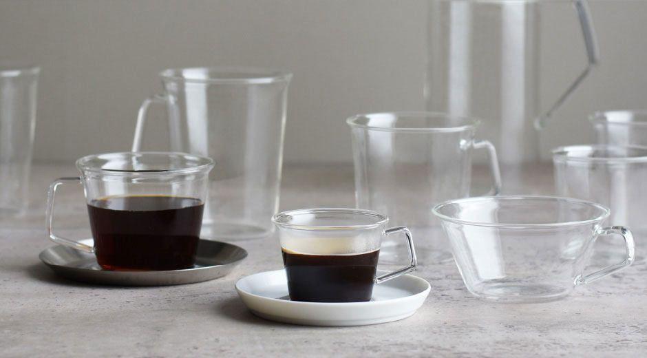 b34a1a3e79f 10 Easy Pieces: Modern Glass Teacups | Sources | Glass tea cups ...