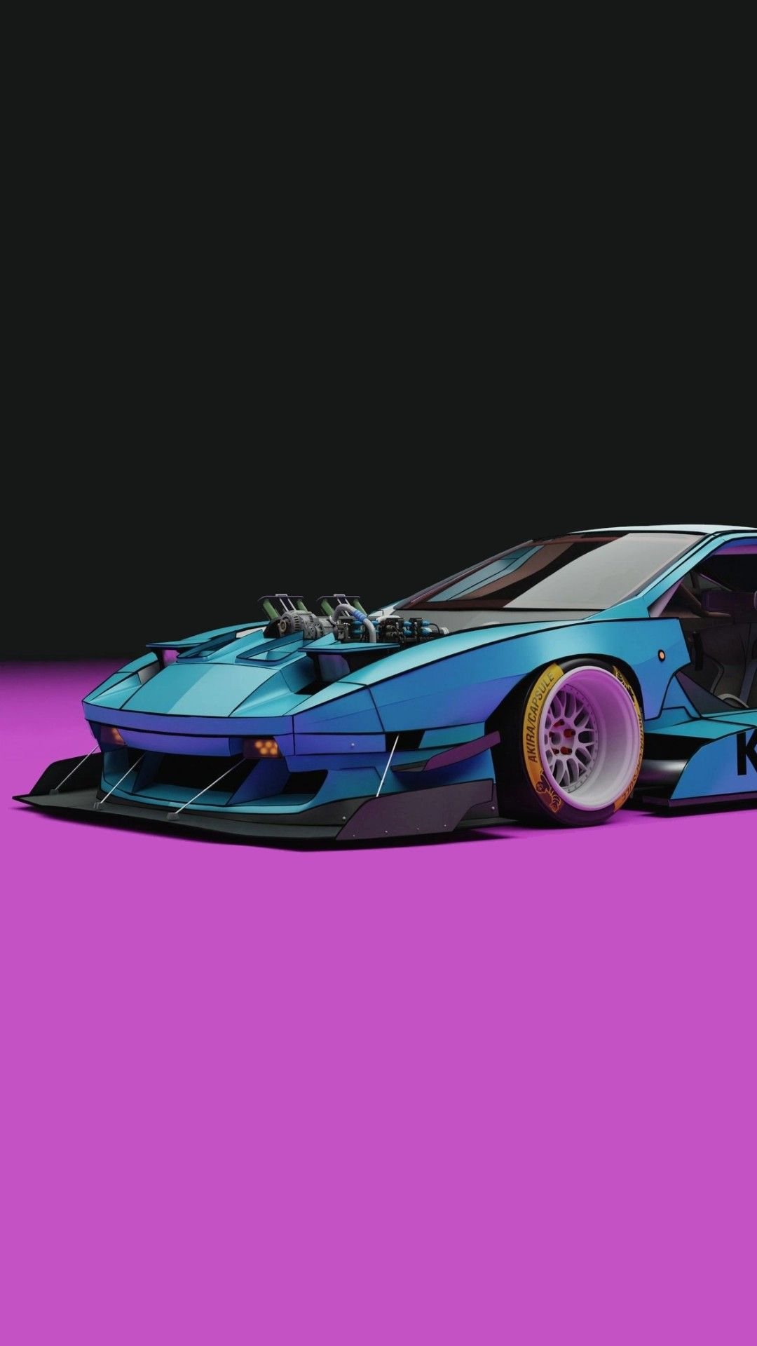 Pin By Akmal Johari On Cars Car Wallpapers Custom Cars Super Cars