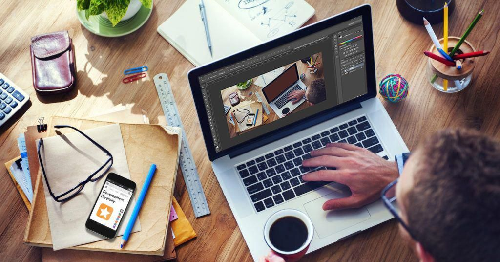 Photoshop Was Set To Rule In The Online And Outside World Everything That You Can See Such As Tarpaulin Web Design Company Website Design Job Search