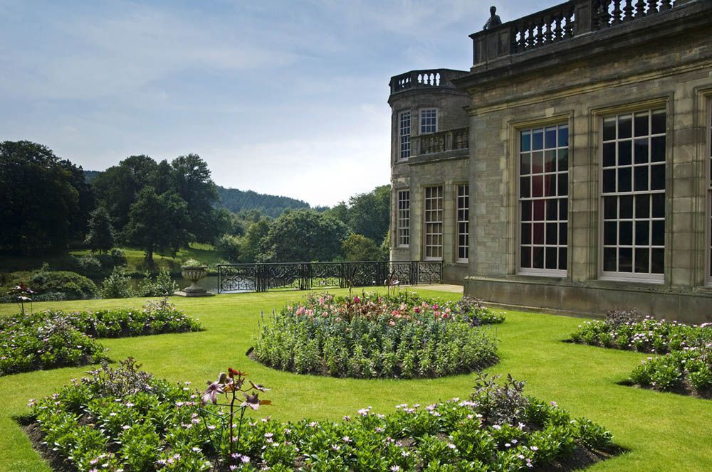 Lyme Park House and Garden, Disley | The North West | Pinterest ...