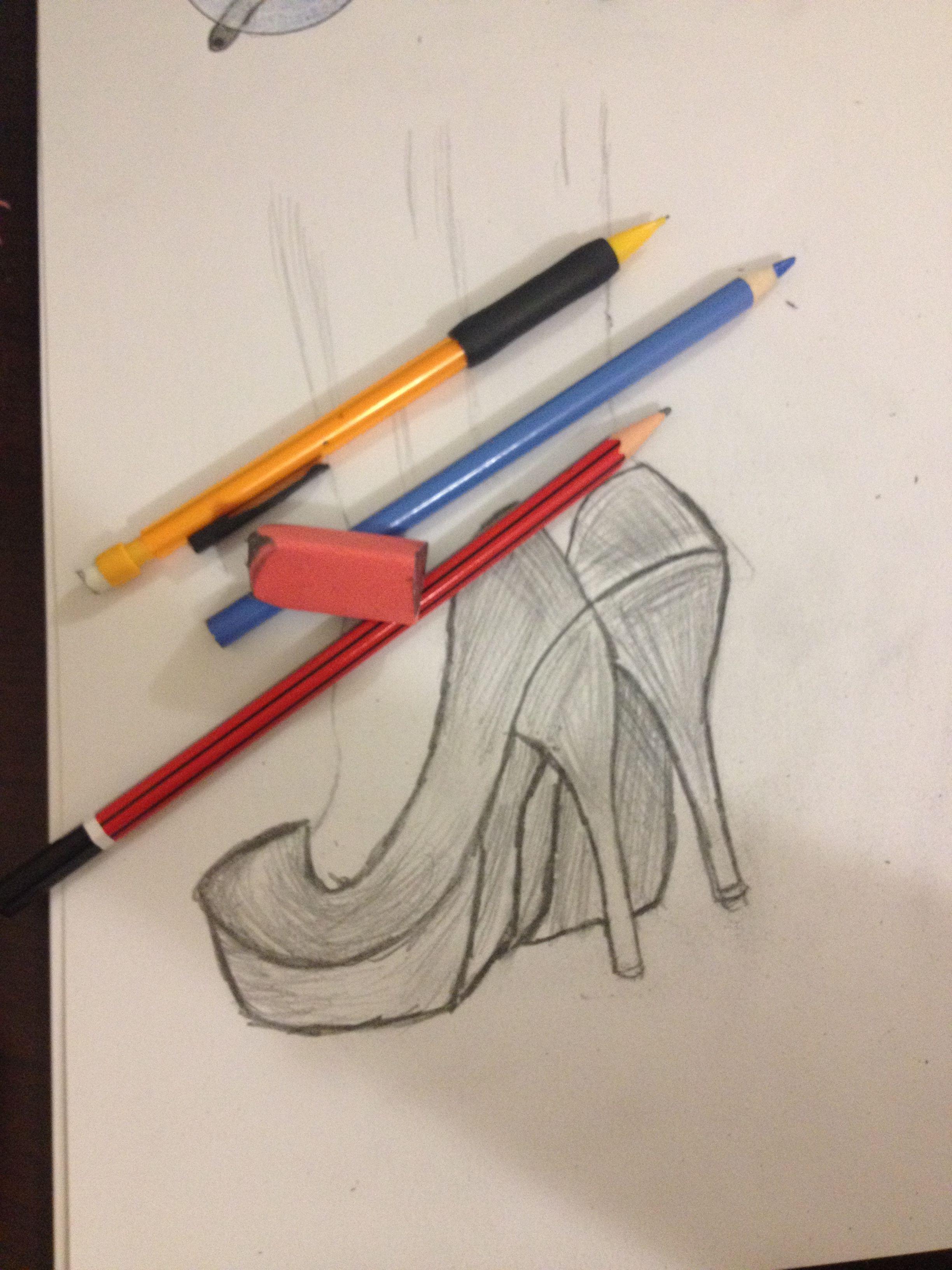 Running through the 6ix with my heels