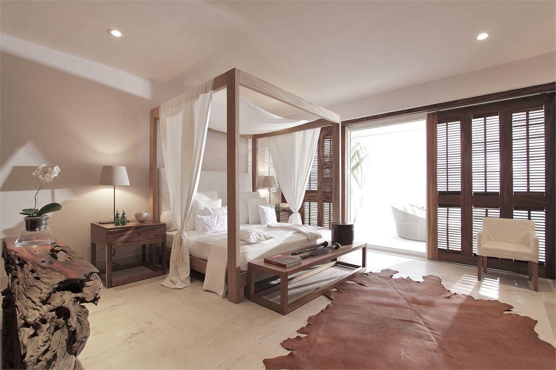 Casa Almare Master Bedroom Interior Design Bedroom Design Mexican Style Bedrooms