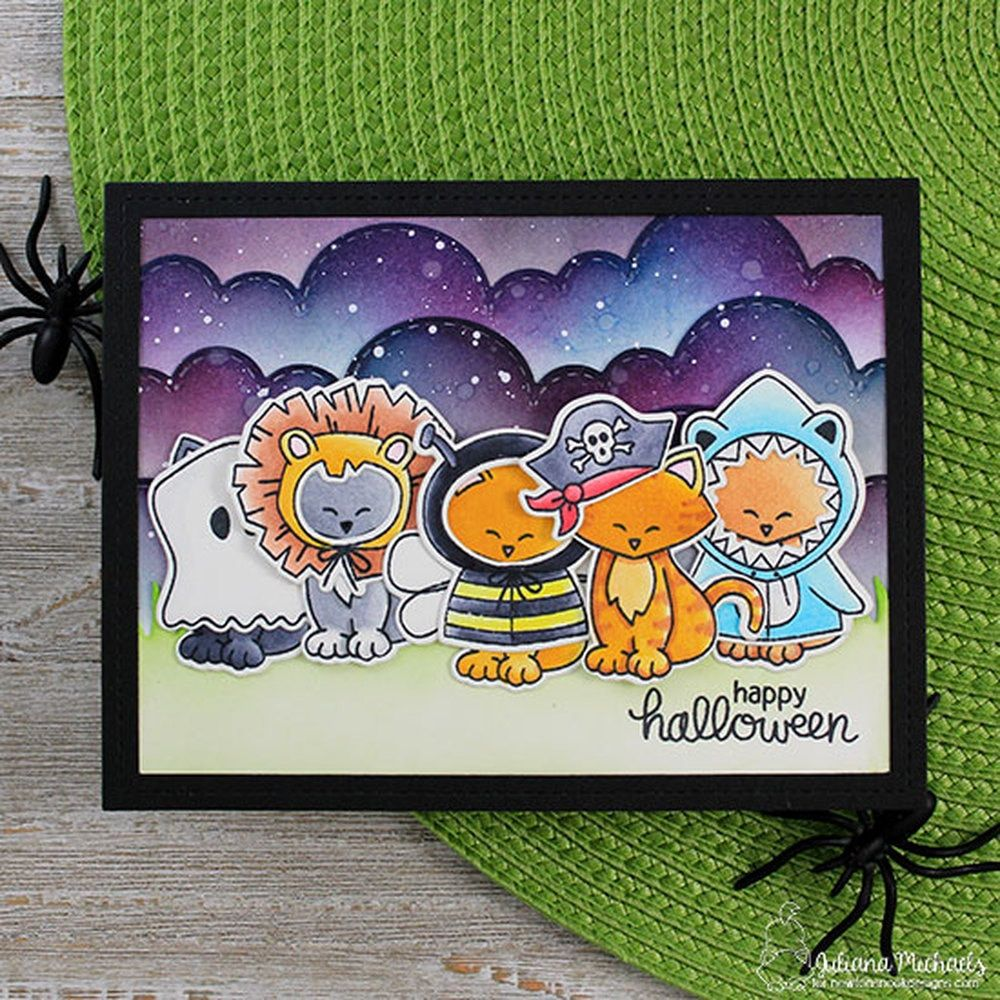 Pin On Halloween Cards