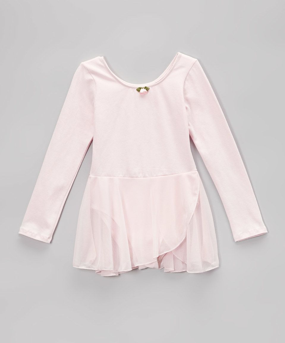 c0de79098 Look what I found on  zulily! Future Star by Capezio Pink Skirted ...