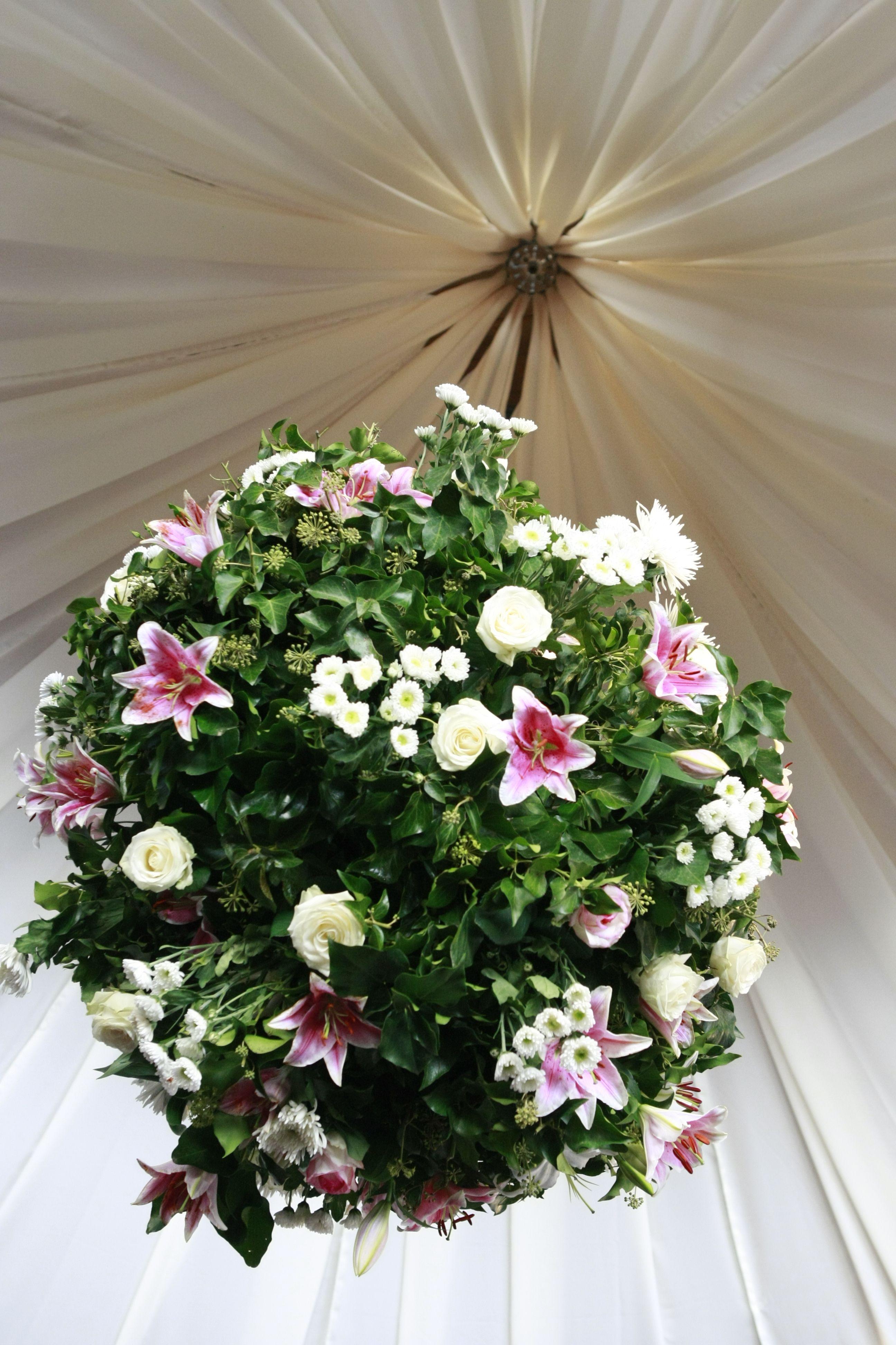 32++ Wedding ceiling decor flowers info