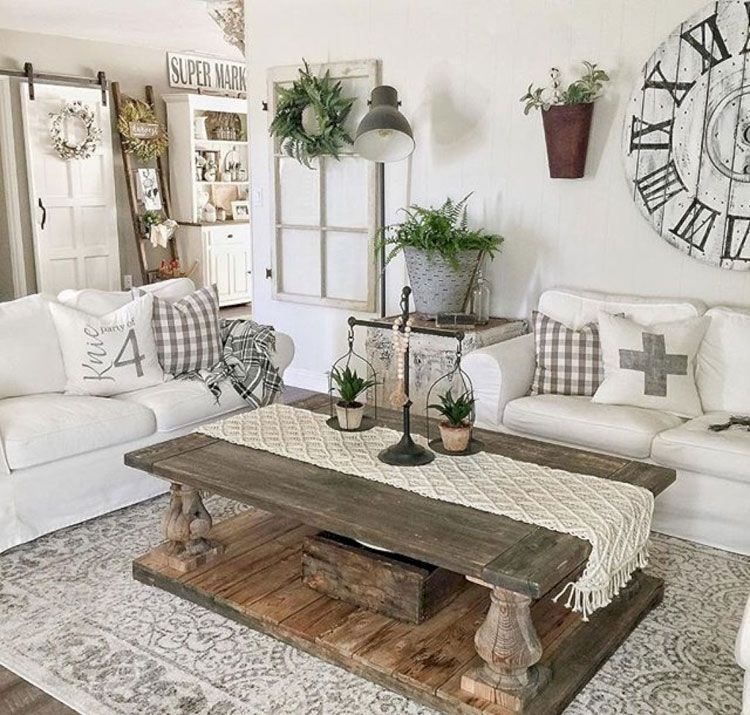 75 best rustic farmhouse decor ideas modern country on modern farmhouse living room design and decor inspirations country farmhouse furniture id=66062