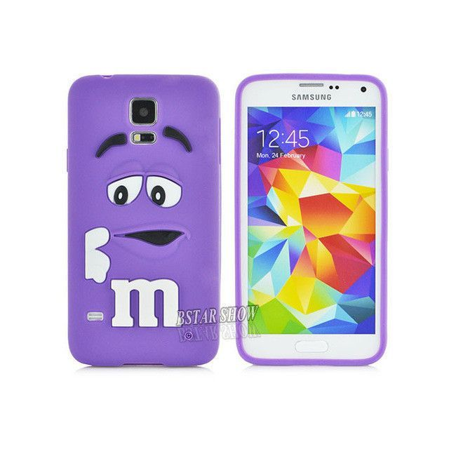 New Arrival 3d Cute Cartoon M M Chocolate Cover Case Colorful Rainbow Beans Phone Case For Samsung S5 I9600 Pt1524 Case Cover Samsung Galaxy S5 Case