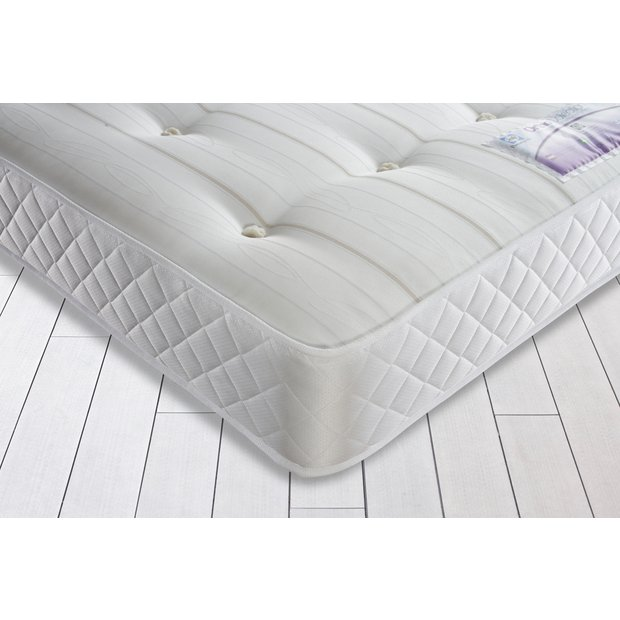 Buy Sealy Posturepedic Sprung Firm Ortho Kingsize Mattress Mattresses Argos Sealy Posturepedic Posturepedic Mattress