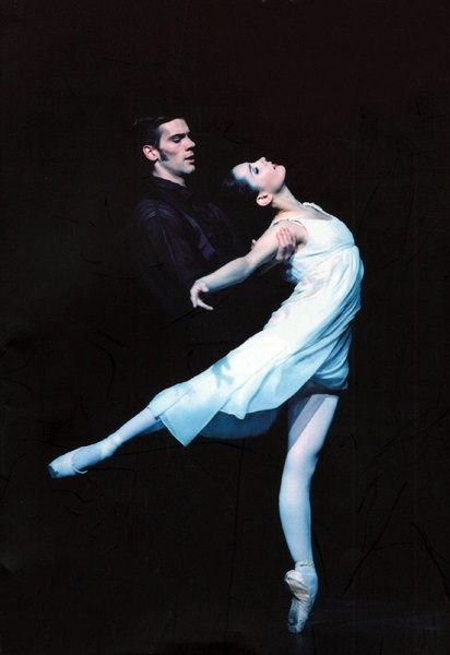 Tamara Rojo. The beauty of Dancers. Inspirations from Monica