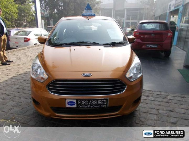 Ford Figo 1 2p Titanium Plus Mt Deepak Ranjan Gupta Used Ford Ford Vehicles