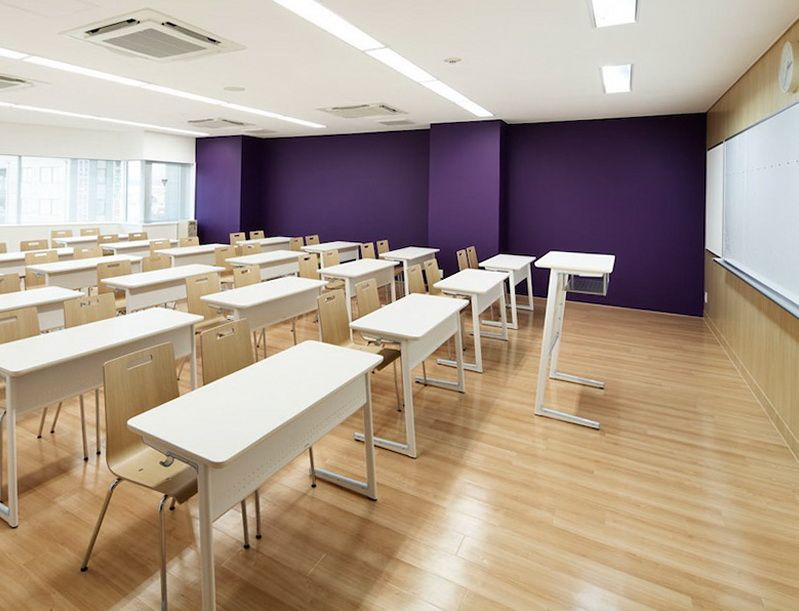 Colorful School Design In Japan