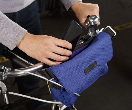 Colby Bike Handlebar Shoulder Bag In Use Crossbody Bag Shoulder Bag Bags