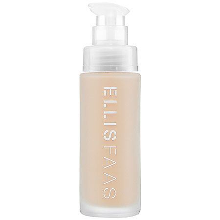 EDITOR'S PICK: Ellis Faas' Skin Veil Foundation ($90) provides the perfect amount of coverage yet goes on silky smooth and naked to the eye. Just one tiny pump covers imperfections all the while leaving skin hydrated and illuminated. #makeup #beauty