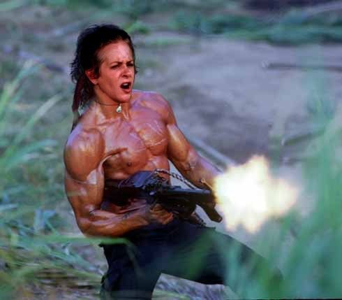 Pin De Brenda Posthumus Em My Childhood In The 80 S Personagens De Filmes Rambo Filmes De Acao