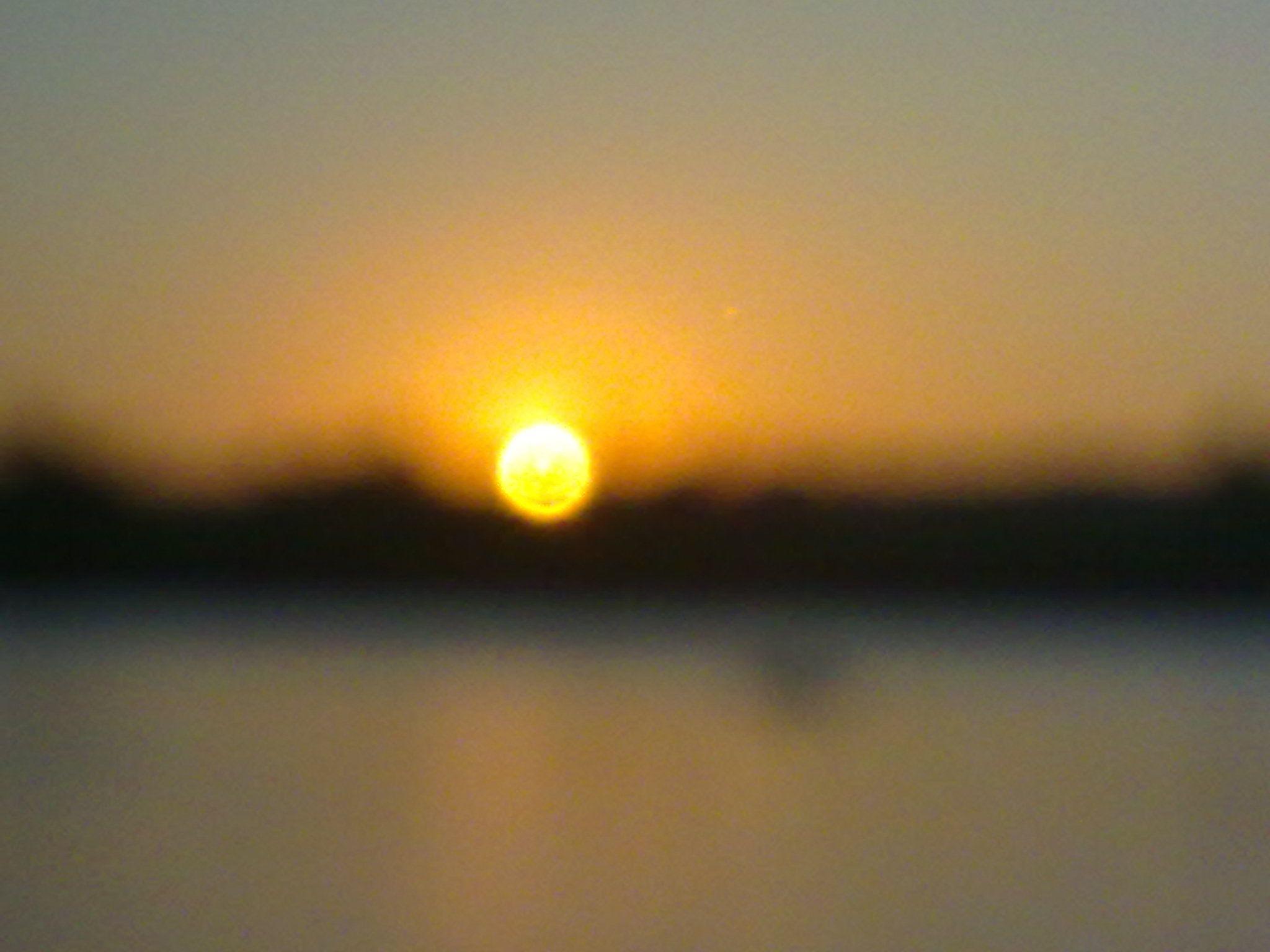 die Sonne...?